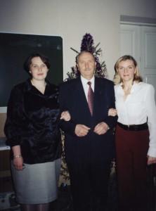 С Л.Б. Чупиной и Т.А. Балиной